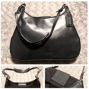 Coach Calf Skin Hobo paid $298 Like new #FOK-8134